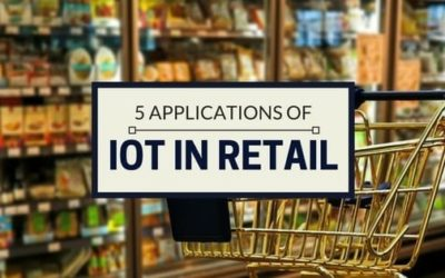 5 Pathbreaking Applications of IoT in Retail
