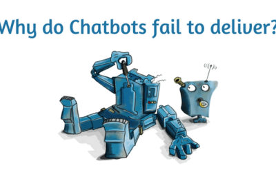 Why Chatbots fail to deliver in Real Life?