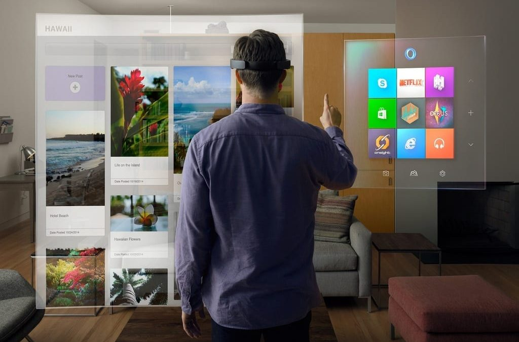 Know the Augmented Reality Technology: How does AR Work?