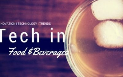 4 Major Tech Innovations and Trends in Food & Beverages Industry