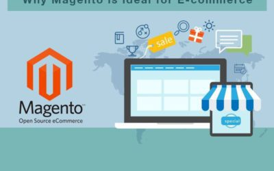 Why Magento proves to be an ideal choice for eCommerce?